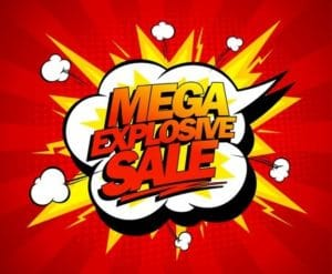 Cheap Sheds Mega Sale