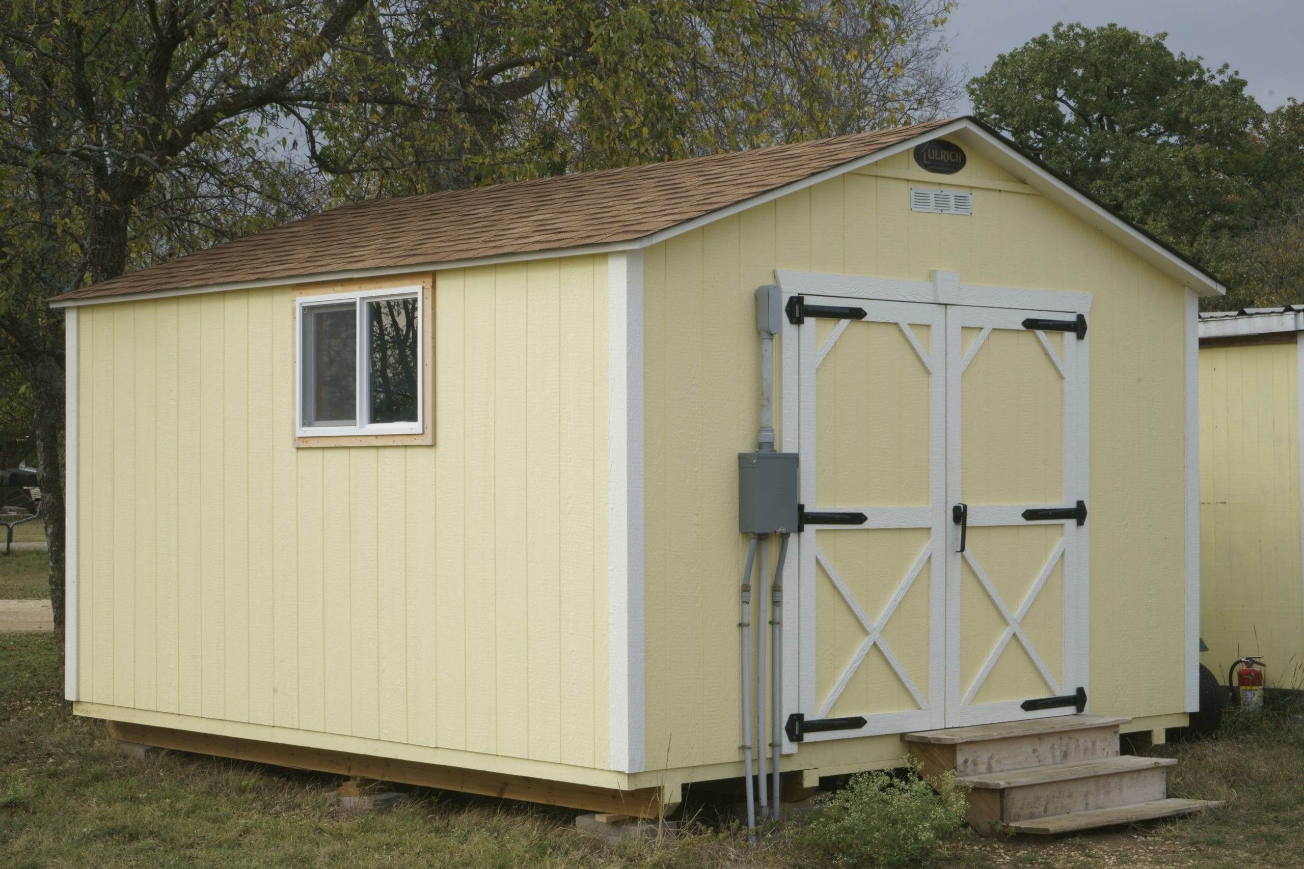 Ulrich hobby shed