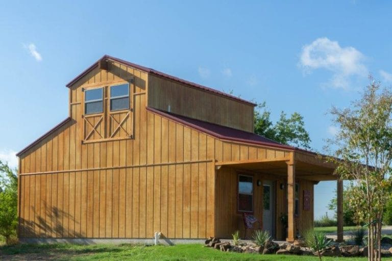 Country Barn for Family Fun