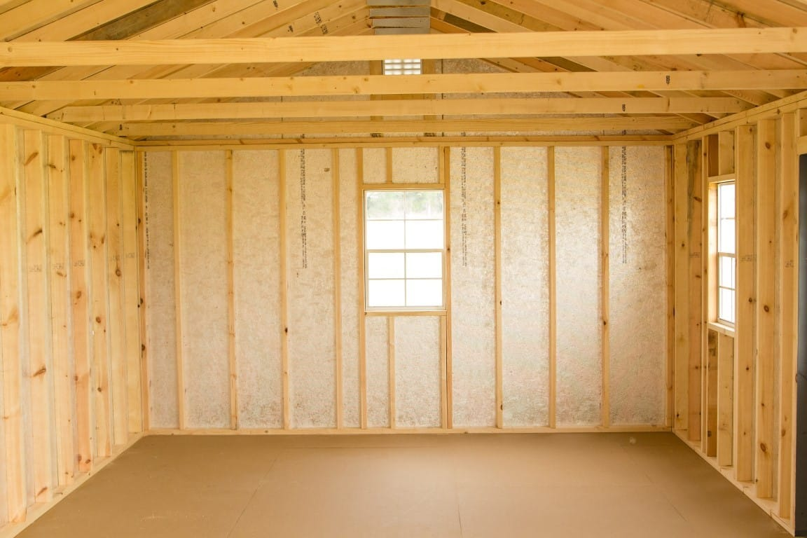 14x30 Shed