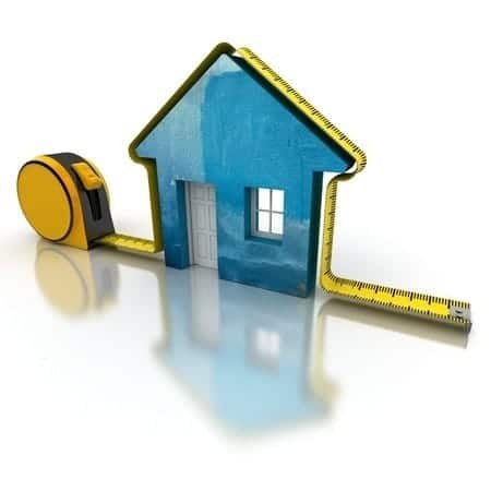 Shed Size tape measure