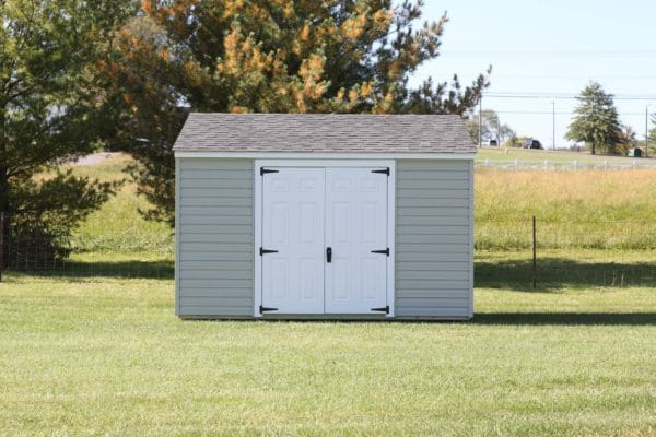 Ulrich Lean- To Shed