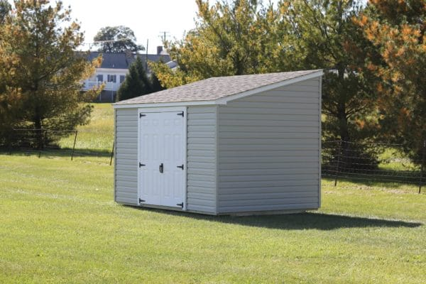 Lean - To Shed