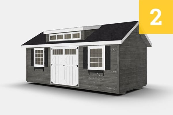 Driftwood Urethane - Top 5 Shed Colors